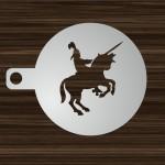 Swiss Chalet meine-kaffeeschablone.de
