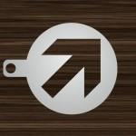 meine-kaffeeschablone.de Pfeil