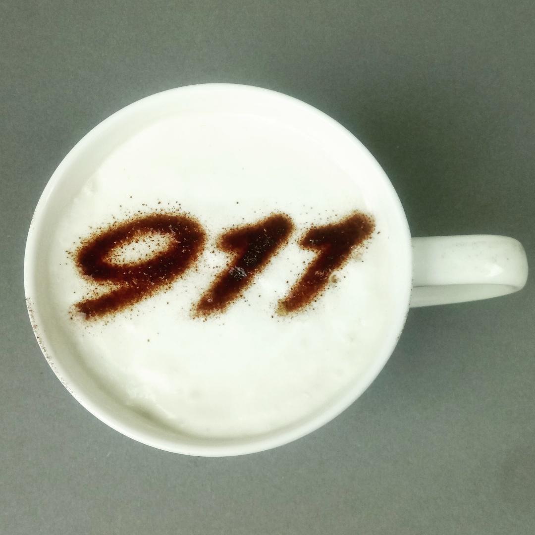 Streuschablone für ein Autohaus 911 Porsche